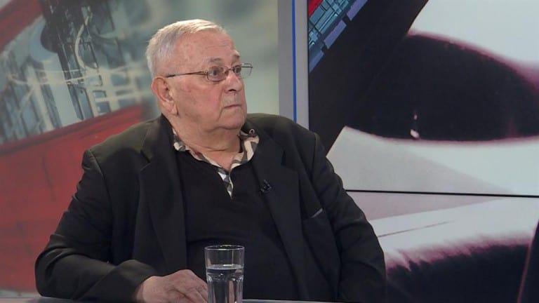 Rajko Danilović, Ugledni Advokat iz Beograda: Džamije i Ambasade Je Palila Koštunicina Vlast
